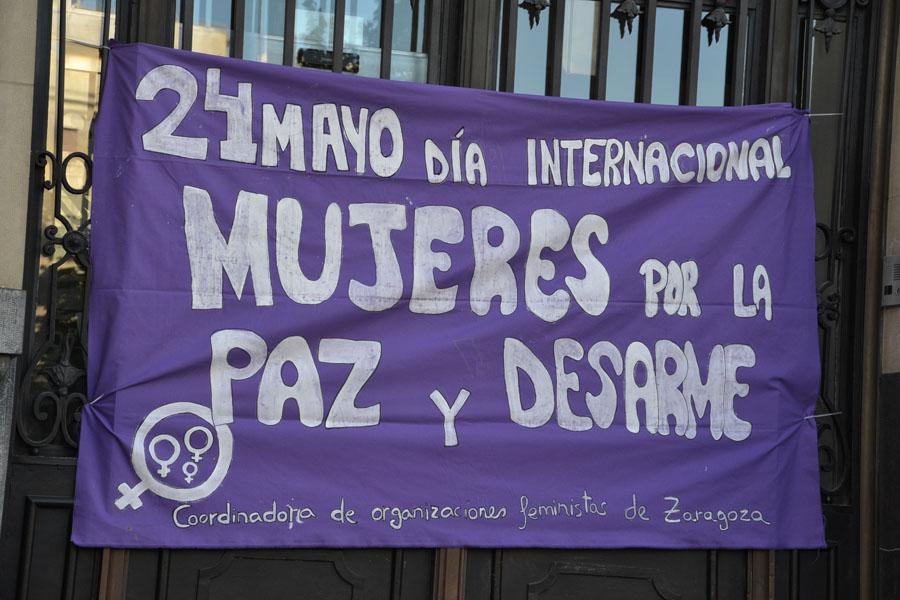 Una proyección recordará el centenario de la Liga Internacional de Mujeres por la Paz y la Libertad
