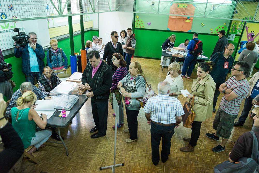 336.598 personas ya han votado en Aragón