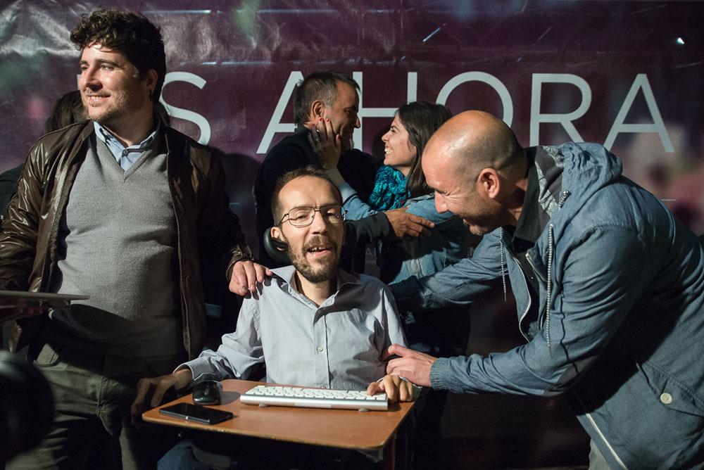 Las bases de Podemos Aragón aprueban apoyar la investidura del PSOE