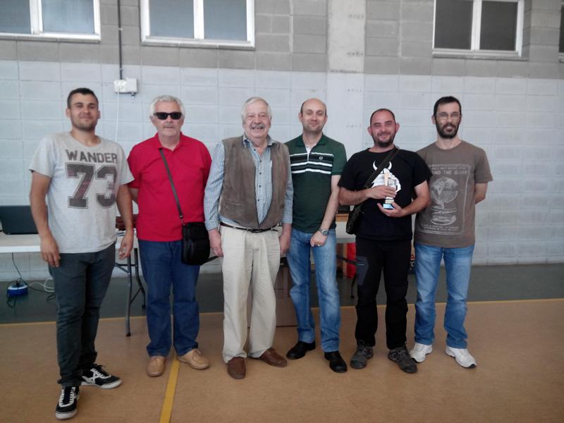 El Baix Segre gana el Torneo de Partidas Rápidas de Ajedrez de Bellpuig en categoría preferente