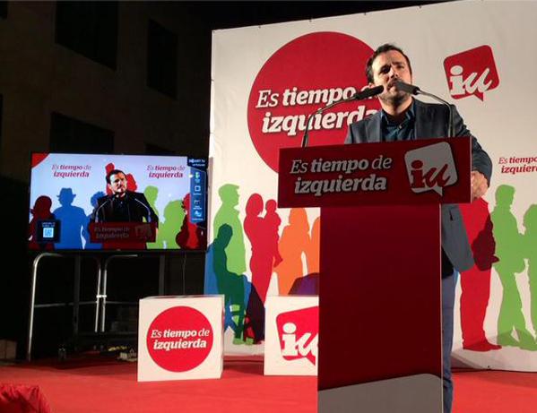 IU y Alberto Garzón desmienten que se vayan a fusionar con Podemos