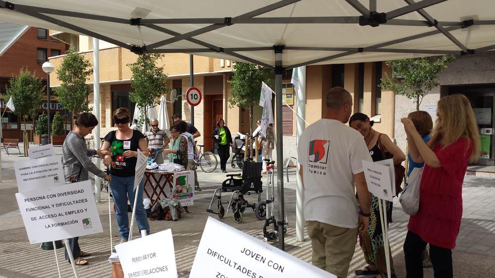Cambiar Huesca apuesta porque la ciudad se adapte a las personas