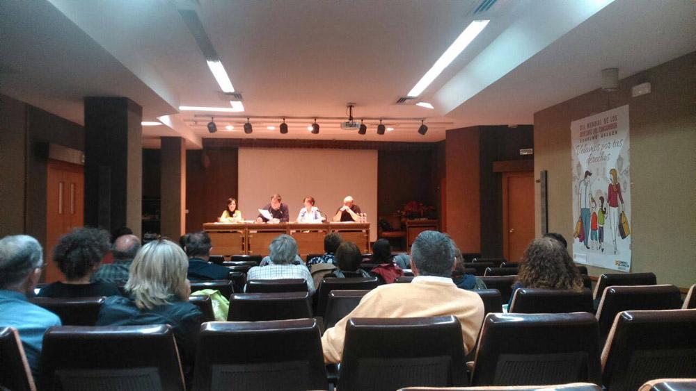 Cambiar Huesca reclama una política municipal «necesariamente laica»