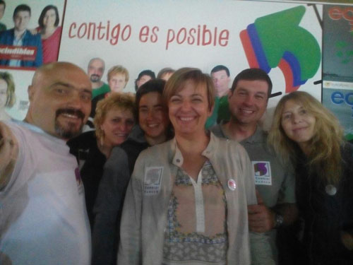 Cambiar Huesca reclama un cambio social para profundizar en los derechos de la ciudadanía