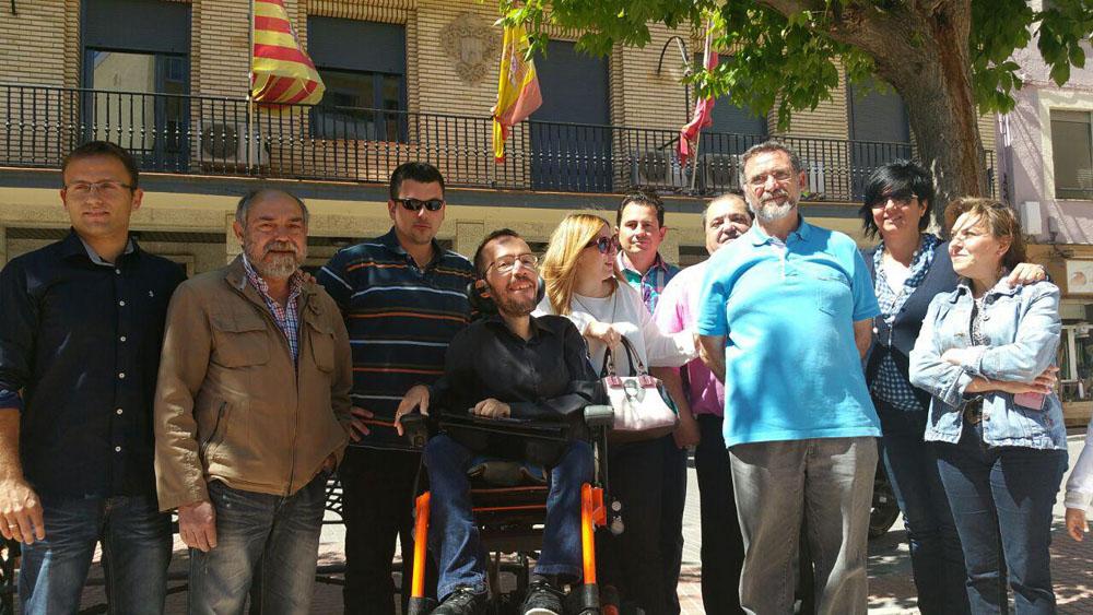 Podemos Aragón propone un salario de 1,5 veces el mínimo interprofesional a cuidadores en pueblos de menos de 5.000 habitantes