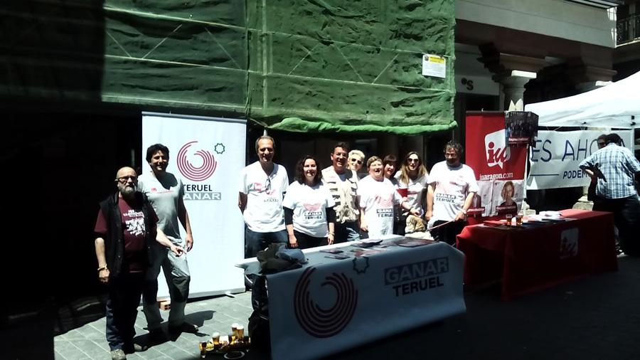 Ganar Teruel convoca a la ciudadanía a su asamblea