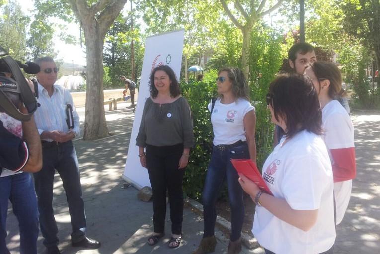 Ganar Teruel se posiciona en defensa de los servicios y la enseñanza pública