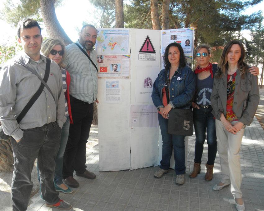 Ganar Teruel propone medidas contra la discriminación homófoba