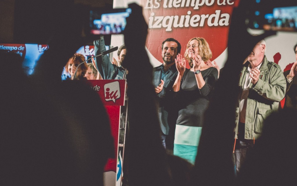 """Alberto Garzón: """"La diferencia entre los conservadores de Reino Unido y los de España es que los de aquí están podridos de corrupción"""""""