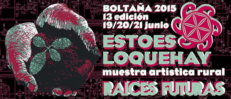 Estoesloquehay lleva los ritmos argentinos deChancha Vía Circuito y el blues del portuguésThe Legendary Tigerman a Boltaña