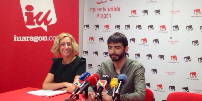 IU exige a Endesa soluciones efectivas y al Estado español y a la DGA medidas concretas para la reconversión de la central de Andorra