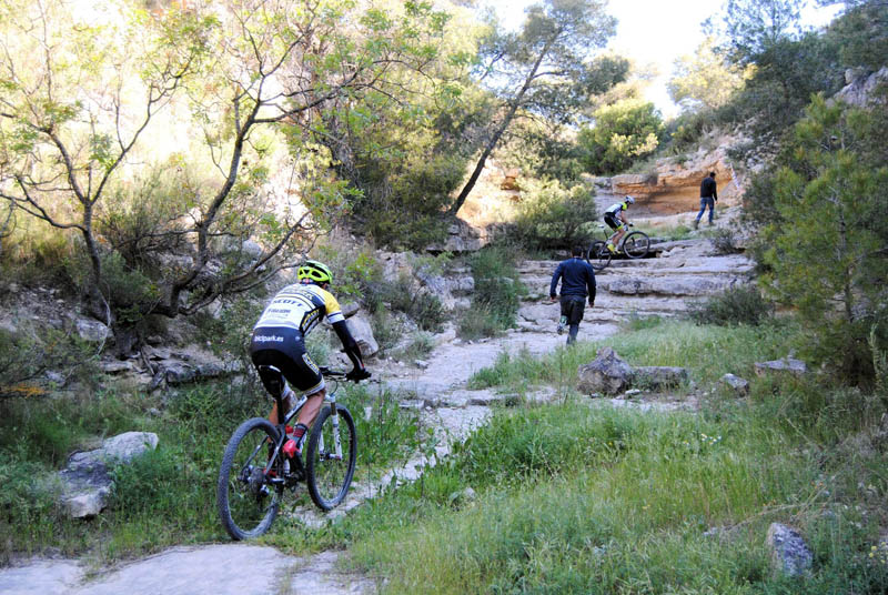 200 ciclistas tomarán parte en la X Transebre BTT de Mequinensa