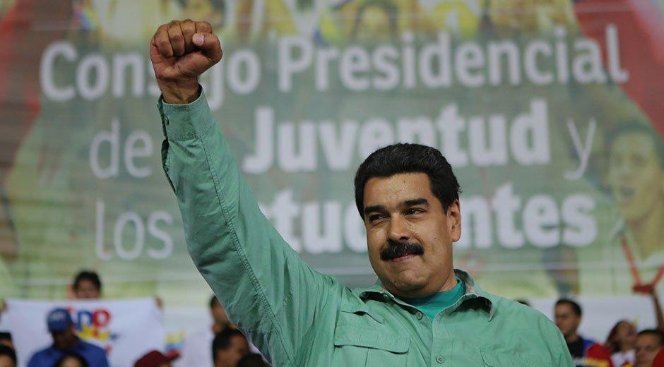 """Maduro: """"EEUU roba millones de dólares a Venezuela y pretende generar una hambruna"""""""