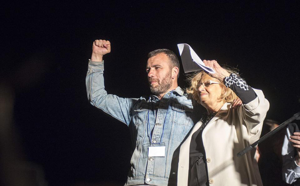 Manuela Carmena será alcaldesa de Madrid
