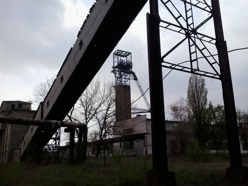 El socialismo verde del Donbass