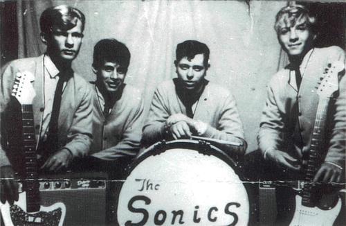'This is The Sonics', el nuevo disco de la legendaria banda de proto punk