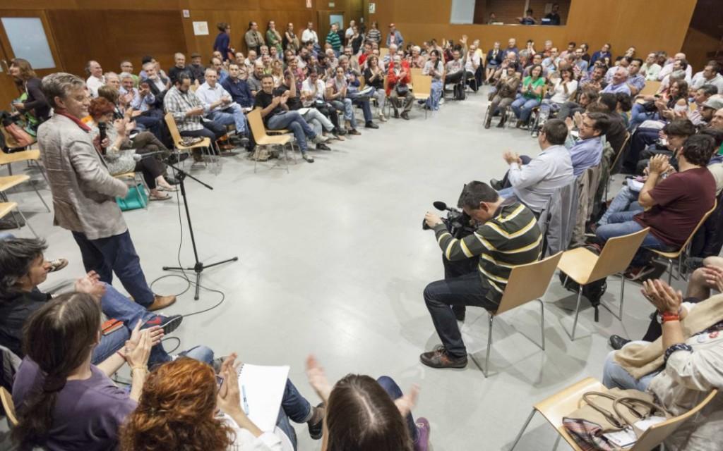 Zaragoza en Común apoya la huelga feminista del 8 de marzo
