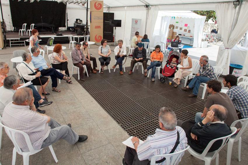 Zaragoza en Común propone potenciar el tejido comunitario para prevenir situaciones de soledad entre personas mayores