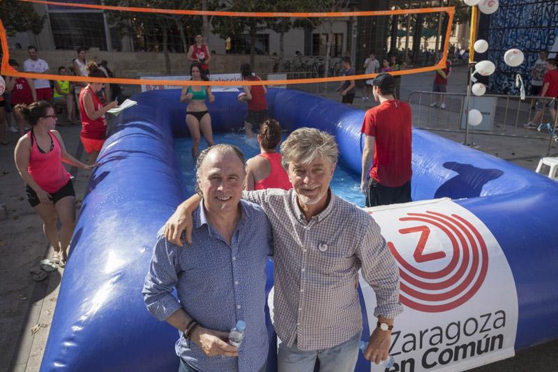Zaragoza en Común impulsará la figura de los dinamizadores deportivos de barrio