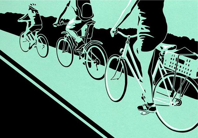Nuevo paseo en bicicleta 'Entre Mujeres' con Las Bielas Salvajes