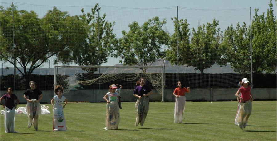 Osso de Cinca cierra los XXXI Juegos del Cinca Baixa-Monegros con la celebración de sus Jornadas de Juegos Tradicionales