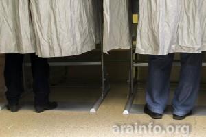 Esta noche arranca la campaña electoral para las elecciones municipales y aragonesas. Foto: AraInfo