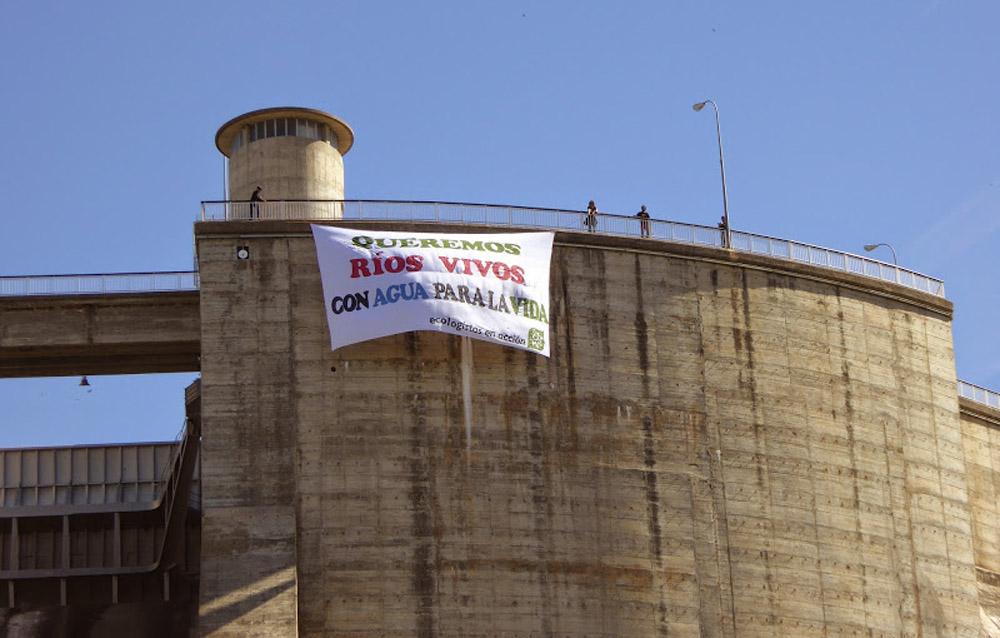 Demandan los caudales ambientales necesarios para lograr la conservación de los ríos Cinca y Ésera