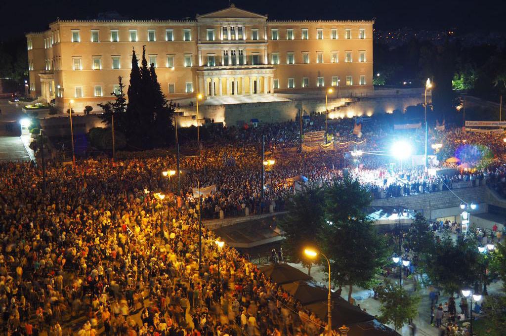 El Gobierno griego dice «basta» y no pagará al FMI el tramo del préstamo que vence este martes