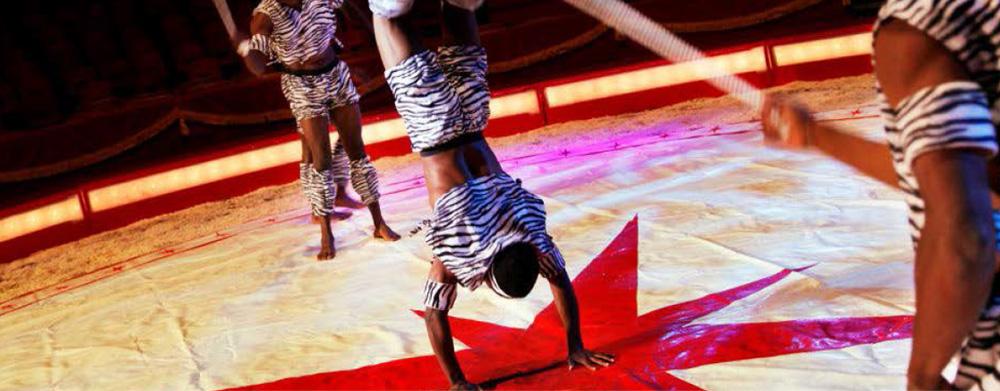 El proyecto de circo social de Kenia Afro Jungle Jeegs de gira por Aragón