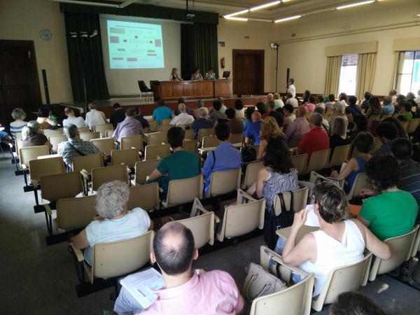 Cambiar Huesca decide en asamblea abrir las negociaciones con PSOE para posible acuerdo sobre la alcaldía de Uesca