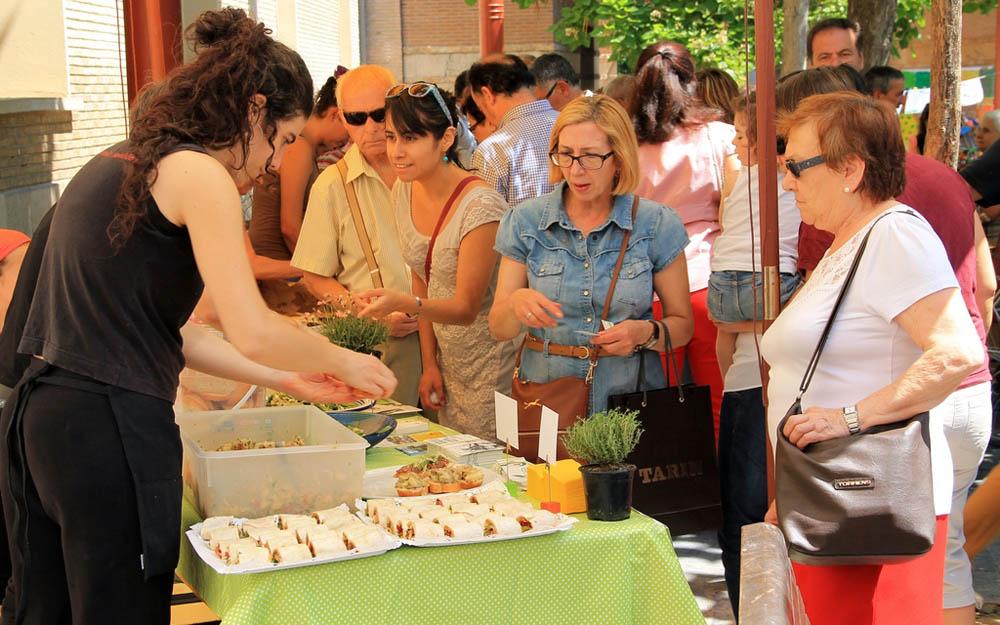 La Huerta zaragozana reivindica en su fiesta un nuevo modelo de alimentación que ponga en valor la producción ecológica de proximidad