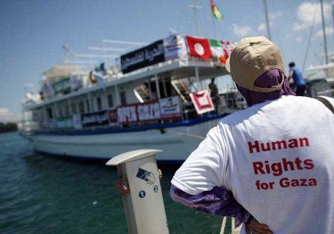 Estefanía Torres (Podemos) y Ana Miranda (BNG) navegarán en la flotilla a Gaza
