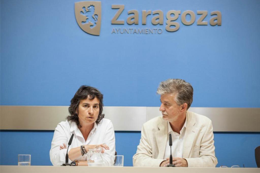 Zaragoza en Común traslada a PSOE y CHA un nuevo documento con sus propuestas integradas