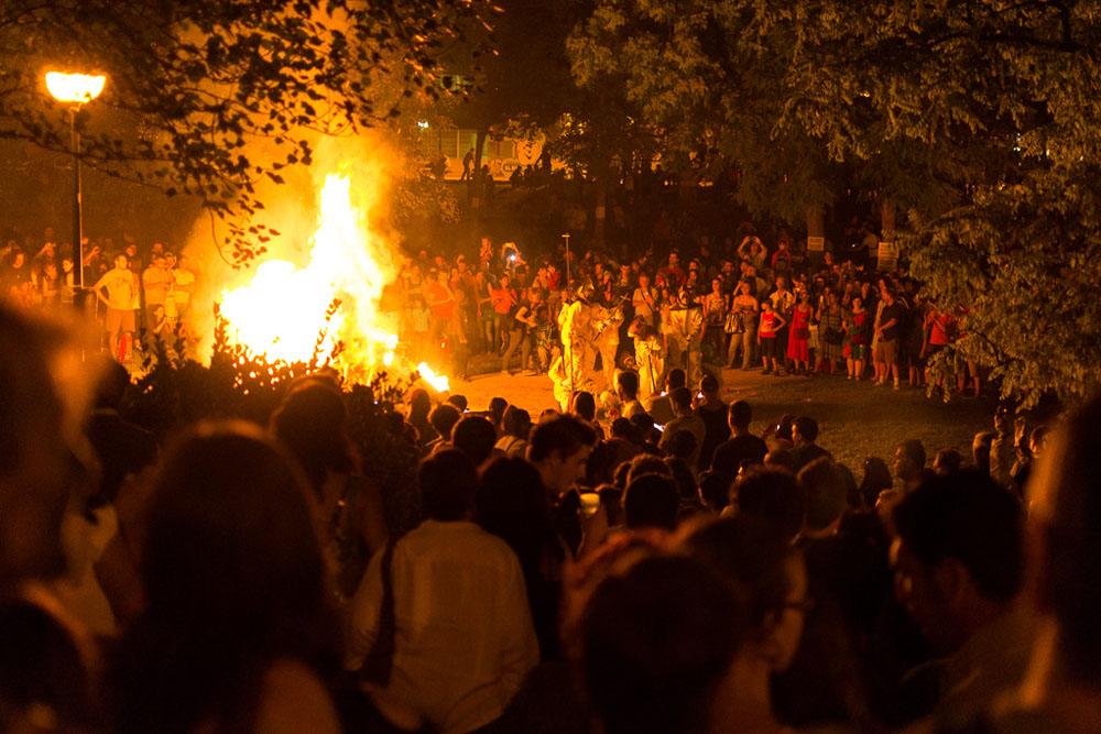 La magia pagana del solsticio de verano