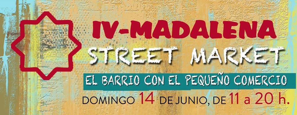 Este domingo llega la cuarta edición del Madalena Street Market