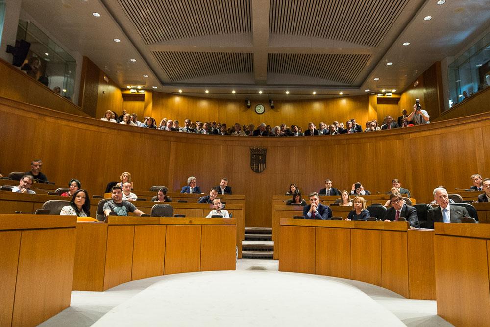 CHA presenta una proposición no de ley sobre planificación de la oferta asistencial sanitaria