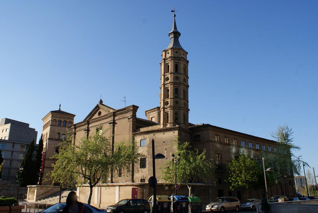 MHUEL denuncia las inmatriculaciones por parte del Arzobispado de Zaragoza