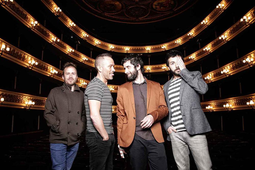Zaragoza celebra la III edición del ciclo Pirineos Sur en el Teatro Arbolé con cinco conciertos