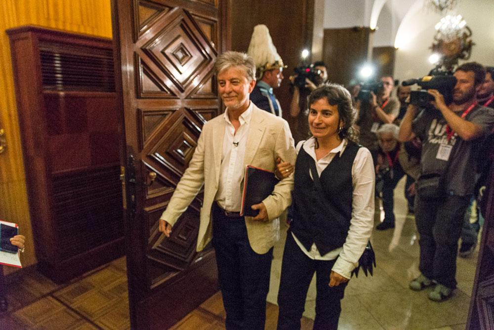 Felicitación de MHUEL al nuevo alcalde de Zaragoza