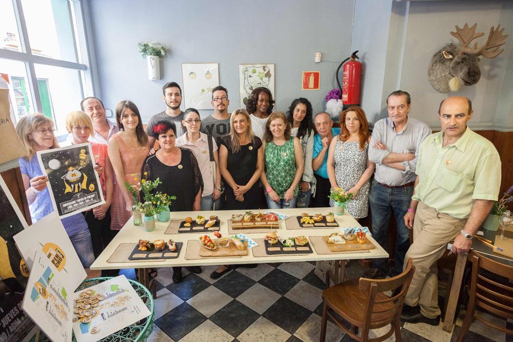 'JUEves de PINCHO' presenta su nueva imagen y celebra su primer aniversario