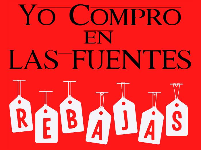 Comienzan las rebajas con un 15% descuento mínimo en la campaña 'Yo compro en Las Fuentes ¿Y tú?'