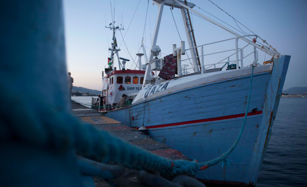 Israel advierte que no permitirá que la III Flotilla de la Libertad traspase el bloqueo naval de Gaza