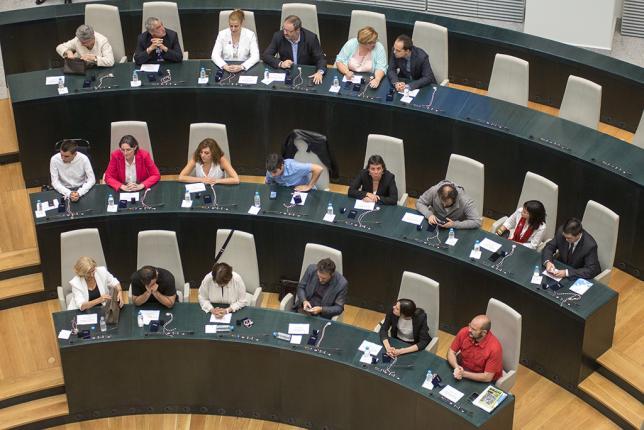 Manuela Carmena es investida alcaldesa de Madrid