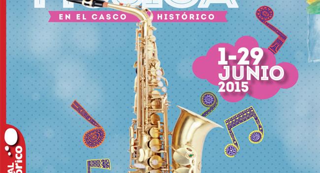 Medio centenar de actuaciones protagonizan el Mes de la Música del PICH en Zaragoza
