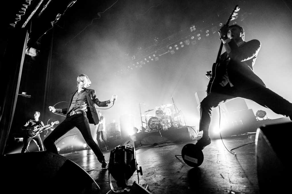 Refused estrena 'Freedom', su primer disco en 17 años