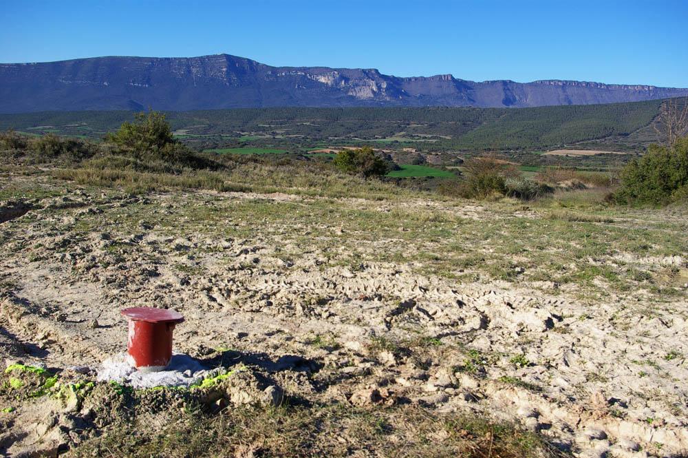 Cientos de alegaciones contra la mina de potasa de Undués de Lerda
