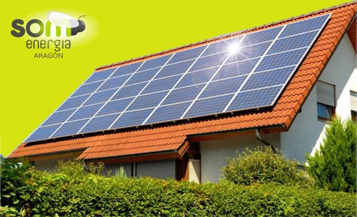 Som Energía organiza una charla sobre la situación actual y los retos de futuro de los paneles solares híbridos