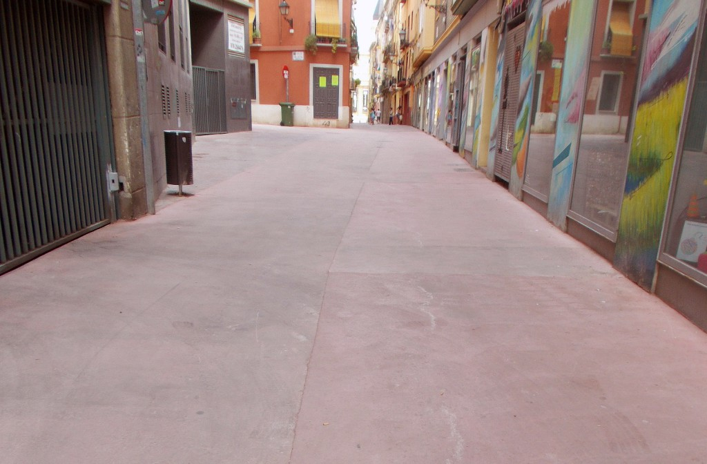Urbanismo tonto en la Madalena