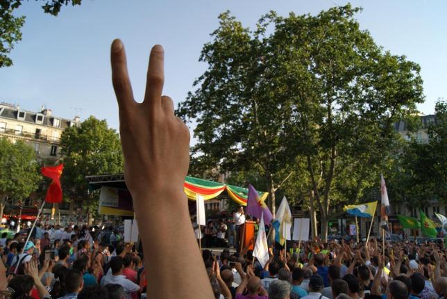 Turquía continúa con las detenciones de miembros de la izquierda kurda