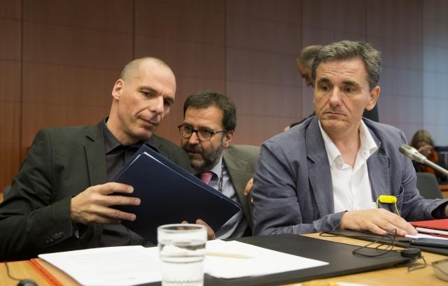 """El Eurogrupo """"desprecia la voluntad del pueblo griego"""" y da por rotas las negociaciones"""